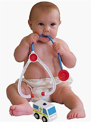 Doctor baby_large_image