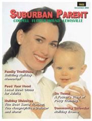 Suburban parent